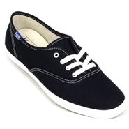 KD100-Tenis-Keds-Champion-Woman-Canvas-Preto-Frente.